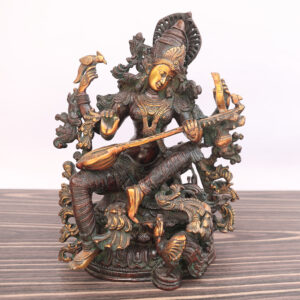 antique_brass_tara_statue