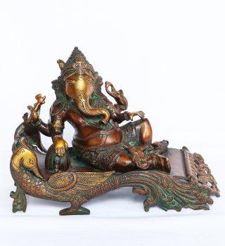 antique_brass_ganesha
