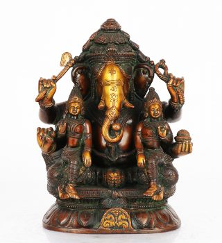 antique_ganesha_brass_statue