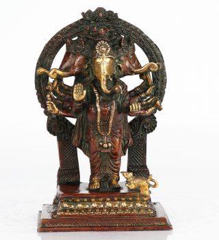 dashbhuja_ganesh_statue